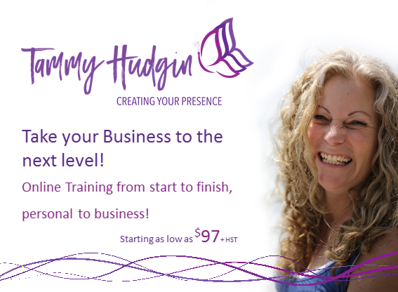 online training poster for website